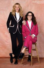 JULIA ROBERTS and ELIZABETH STEWART in The Hollywood Reporter, March 2019