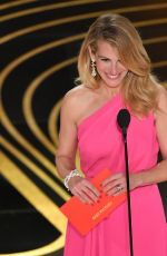 JULIA ROBERTS at 91st Annual Academy Awards in Los Angeles 02/24/2019