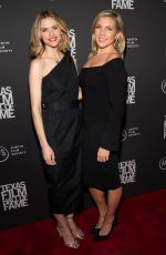 JUNE DIANE RAPHAEL and BROOKLYN DECLER at Texas Film Awards in Austin 03/07/2019