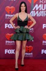KACEY MUSGRAVES at Iheartradio Music Awards 2019 in Los Angeles 03/14/2019