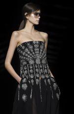 KAIA GERBER at Givenchy Runway Show at Paris Fashion Week 03/03/2019