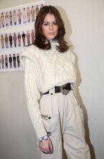 KAIA GERBER at Isabel Marant Show at Paris Fashion Week 02/28/2019
