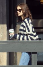 KAIA GERBER Out and About in Malibu 03/14/2019