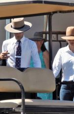 KALEY CUCOCO at a Horse Show Competition in La Quinta 03/17/2019