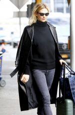 KARLIE KLOSS at JFK Airport in New York 03/06/2019