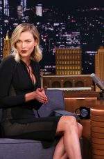 KARLIE KLOSS at Tonight Show in New York 03/11/2019
