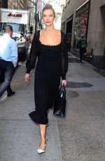 KARLIE KLOSS Heading to Today Show in New york 03/13/2019