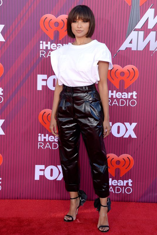 KAT GRAHAM at Iheartradio Music Awards 2019 in Los Angeles 03/14/2019