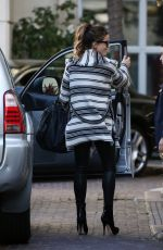 KATE BECKINSALE Arrives at a Hotel in Beverly Hills 03/07/2019