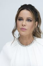 KATE BECKINSALE at The Widow Photocall in Los Angeles, March 2019