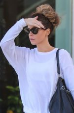 KATE BECKINSALE Heading to Workout in Los Angeles 03/16/2019