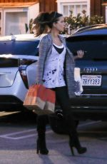 KATE BECKINSALE Out Shopping in Brentwood 03/04/2019