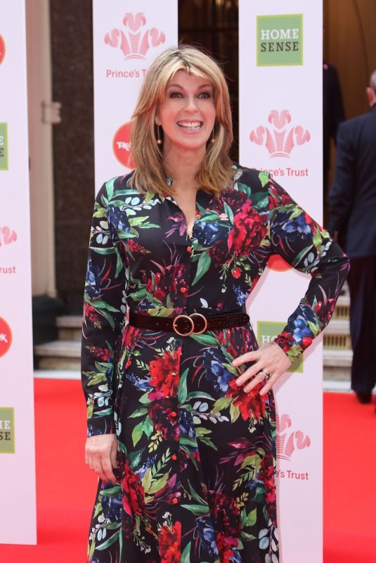 KATE GARRAWAY at The Prince's Trust, Tkmaxx and Homesense Awards in London 03/13/2019