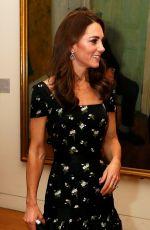 KATE MIDDLETON Arrives at 2019 Portrait Gala in London 03/12/2019