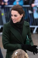 KATE MIDDLETON at Blackpool Tower in Blackpool 03/06/2019