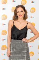 KATHARINE MCPHEE at Good Morning Show in London 03/11/2019