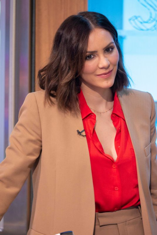 KATHARINE MCPHEE at Sunday Brunch Show in London 02/24/2019