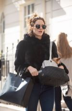 KATHARINE MCPHEE Out Shopping in London 03/12/2019