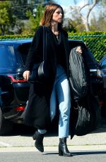 KATHERINE SCHWARTZENEGGER Out and About in Beverly Hills 03/07/2019