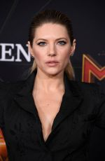 KATHERYN WINNICK at Captain Marvel Premiere in Hollywood 03/04/2019