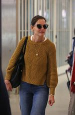 KATIE HOLMES at Athens International Airport in Greece 03/23/2019