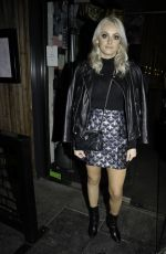KATIE MCGLYNN at Use App Launch Party in Mnachester 03/08/2019