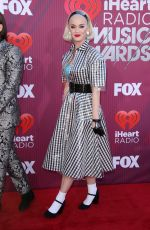 KATY PERRY at Iheartradio Music Awards 2019 in Los Angeles 03/14/2019
