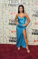 KEA HO at Triple Frontier Premiere in New York 03/03/2019