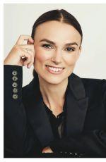 KEIRA KNIGHTLEY in Psychologies Magazine, UK Spring 2019