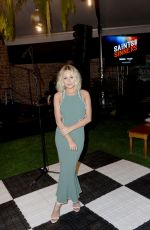 KELLI BERGLUND at Saints & Sinners Party at SXSW in Austin 03/09/2019
