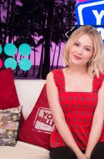 KELLI BERGLUND at Young Hollywood Studio in Los Angeles 03/05/2019
