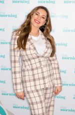 KELLY BROOK at This Morning Show in London 03/13/2019