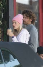 KELLY ROHRBACH and Steuart Walton Out and About in Los Angeles 03/24/2019