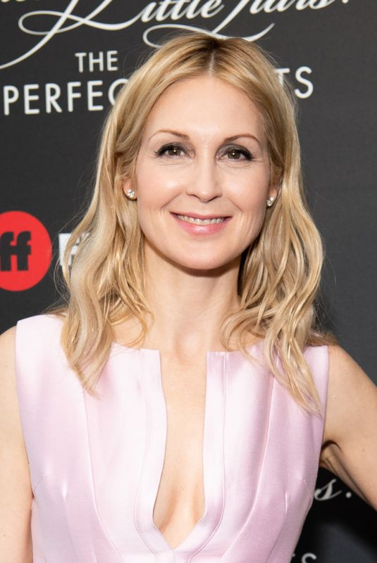 KELLY RUTHERFORD at Pretty Little Liars: The Perfectionists Premiere in Hollywood 03/15/2019