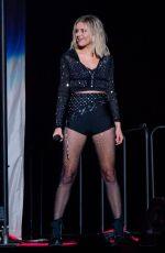 KELSEA BALLERINI Performs at Little Caesars Arena in Detroit 02/21/2019