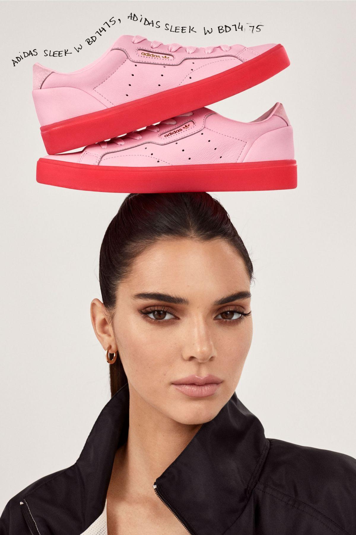 c335617c5d11c KENDALL JENNER for Adidas New Sleek Lookbook