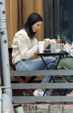 KENDALL JENNER Out for Lunch in Los Angeles 03/05/2019