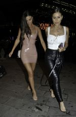 KENDALL RAE KNIGHT and ELLIE BROWN at China White in Manchester 03/16/2019