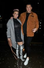 KERRY KATONA at Neighbourhood Rrestaurant and Bar in Liverpool 02/28/2019