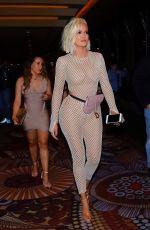 KHLOE KARDASHIAN Night Out in Las Vegas 03/11/2019