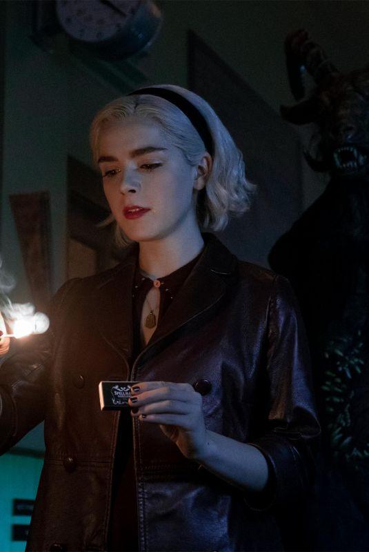 KIERNAN SHIPKA - Chilling Adventures of Sabrina, Season 2 Promos