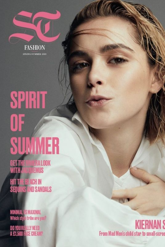 KIERNAN SHIPKA for Telegraph Magazine, 2019