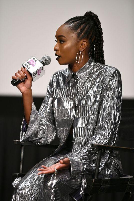 KIKI LAYNE at Native Son Presentation in Hollywood 03/20/2019
