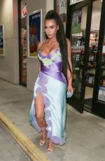 KIM KARDASHIAN at a Convenience Store in Newport Beach 03/09/2019