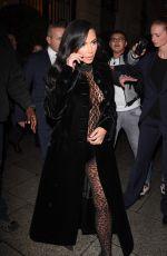 KIM KARDASHIAN Leaves Her Hotel in Paris 03/06/2019