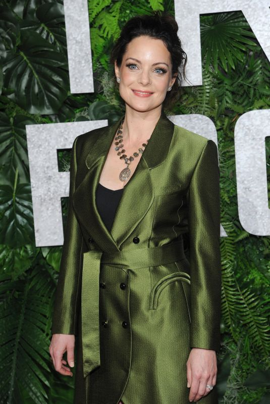 KIMBERLY WILLIAMS-PAISLEY at Triple Frontier Premiere in New York 03/03/2019