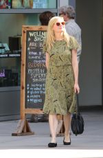 KIRSTEN DUNST Out and About in Los Angeles 03/22/2019