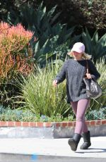 KRISTEN BELL Out and About in Los Angeles 03/15/2019