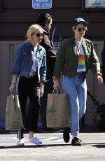 KRISTEN STEWART and SARA DINKIN Out Shopping in Los Feliza 03/14/2019