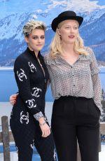 KRISTEN STEWART at Chanel Fashion Show in Paris 03/05/2019
